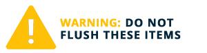 do not flush list